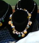 Hawaiian shell lei necklace