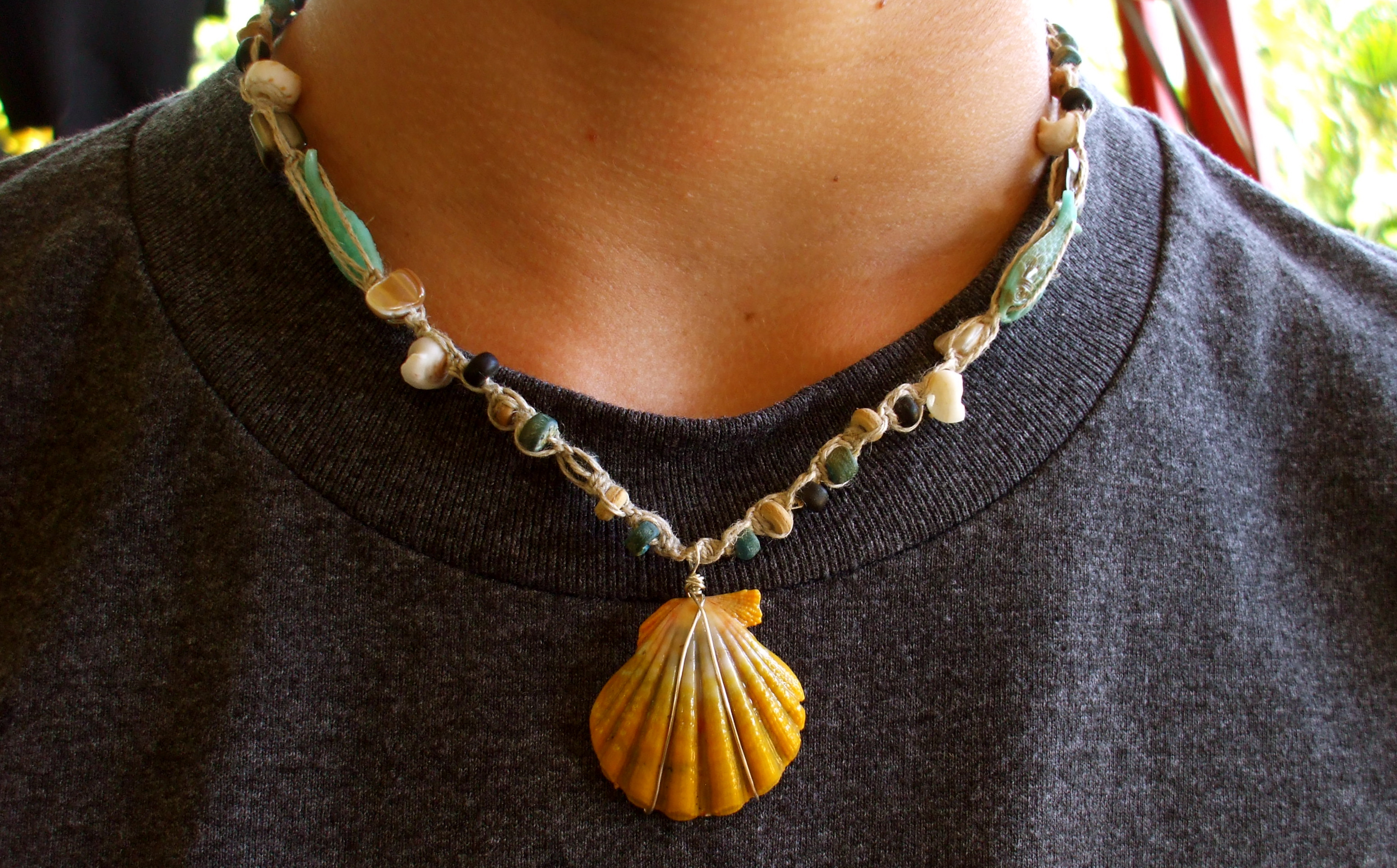 Nohea Ili Kea S Sunrise Shell Jewelry Two North Shore