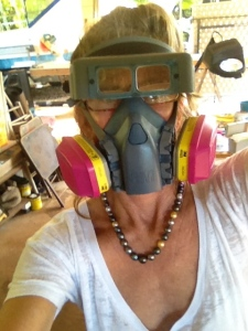 Drilling Tahitian Pearls safely