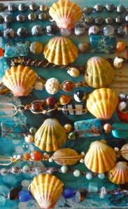 Hawaiian Sunrise Shell Holiday Bracelets!!!